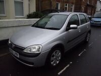 VAUXHALL CORSA SXI 16V AUTOMATIC 2003 ONLY 42000 GENUINE MILES NEW MOT