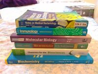 Books for human biology course