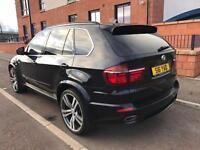 BMW X5 7S 2011 79k miles 7 seats xdrive 40d 3.0L diesel FSH