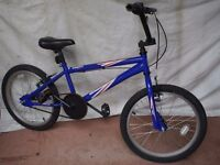 USE BMX IN VERY GOOD CONDITION