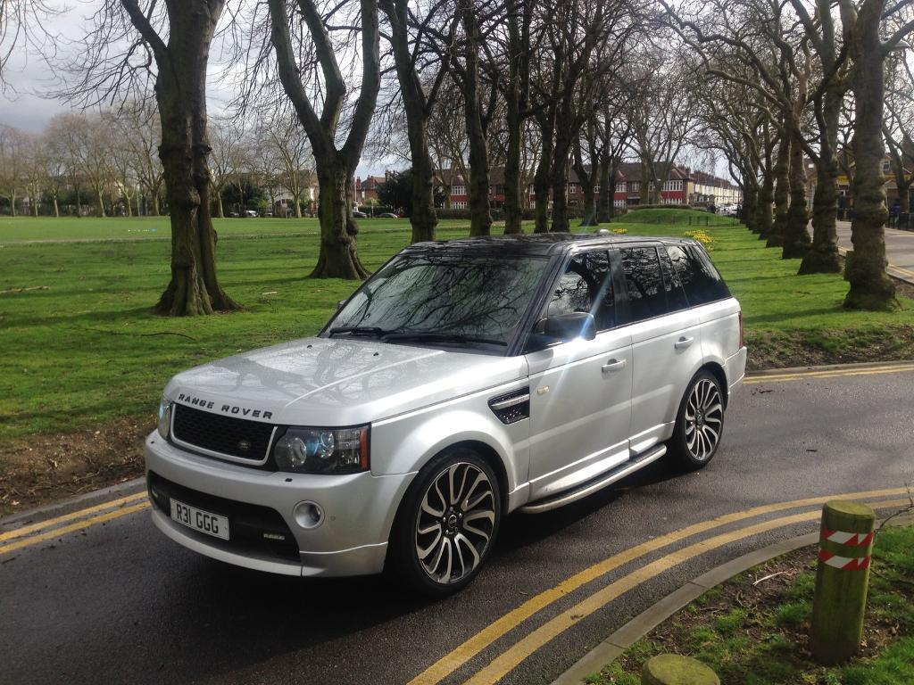 range rover sport 2 7 hse diesel full 2012 autobiography facelift in out custo amzing spec in. Black Bedroom Furniture Sets. Home Design Ideas