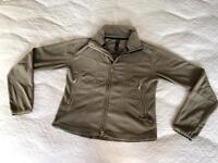 Kyra K fleece riding jacket