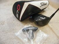 Titleist 917 D2 Driver - 2 months old - Fantastic condition