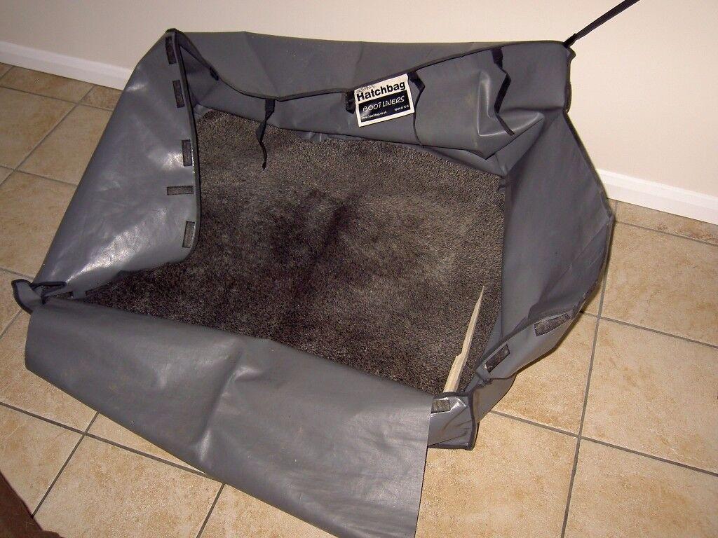 Hatchbag boot liner for audi A3 sportback