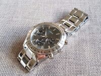 Guess Men's Grey Chase Chronograph Watch
