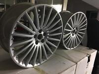 """Range Rover Evoque 20"""" 5x108 genuine wheels"""