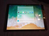 Apple iPad Pro 128GB, Wi-Fi + Cellular ,12.9in -Space Grey (with Smart Keyboard)
