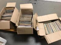 Massive Vinyl job lot - approximately 350 records