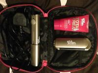 Phil smith mini straightener set