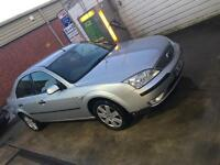 2005 55 plate mondeo 2.0 silver Tdci 125k runs mint needs gone asap!!