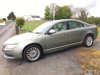 VOLVO S80 SE AUTOMATIC D5 2007 ***FULL SERVICE HISTORY*** ONLY 95000 MILES***