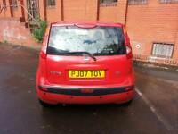 Car Nissan note. 2007 Automatic. A very good car with no problems at all. Petrol. Mi144 em