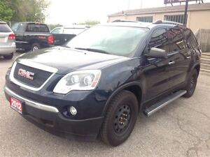 2012 GMC Acadia SLE1 LEATHER/CAMERA/2 SETS OF TIRES