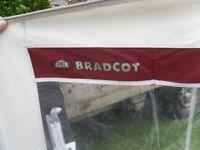 bradcot classic caravan awning 800