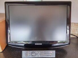 Samsung LCD tv LE19R86BD
