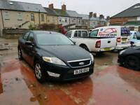 08 PLATE FORD MONDEO. 2 LITRE TDCI TURBO DIESEL. 140BHP. 6 SPEED