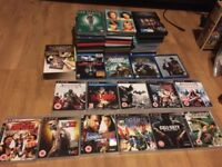 ps3 games & blu Ray dvds