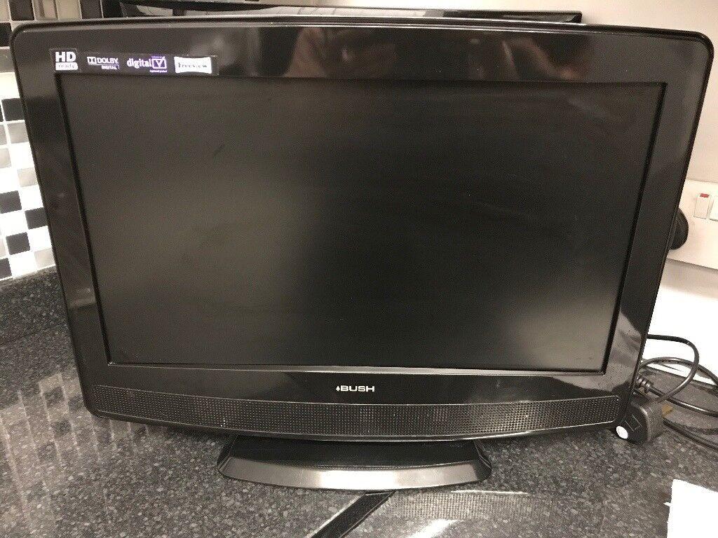 Bush LCD tv /DVD combi