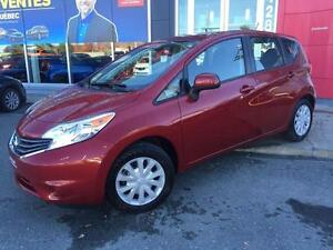 2014 Nissan Versa Note SV / CAMERA DE RECUL / AIR / CRUISE
