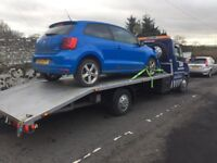 Recovery recoveries car removal service