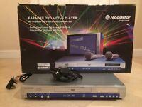 Roadstar DVD2200K - Karaoke DVD + CD-G Player