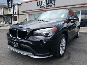 2015 BMW X1 XDRIVE -PREMIUM PK - PANOROOF- ONLY 50 K