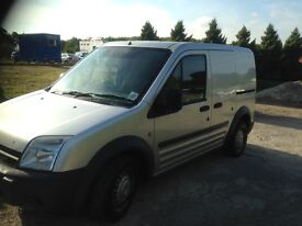 Ford transit connect (06) Swb 1.8 Tdci good condition with sld