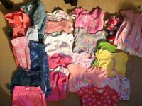 Huge 6-9 Months Girls Bundle