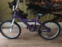Magna stitch girls bike