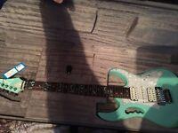 Ibanez Jem 70 SFG Steve vai guitar