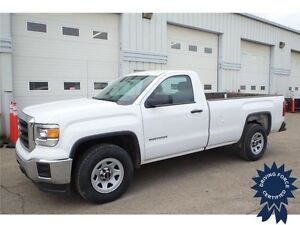 2015 GMC Sierra 1500 Regular Cab Rear Wheel Drive - 24,251 KMs