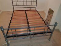 Lovely metal bed frame
