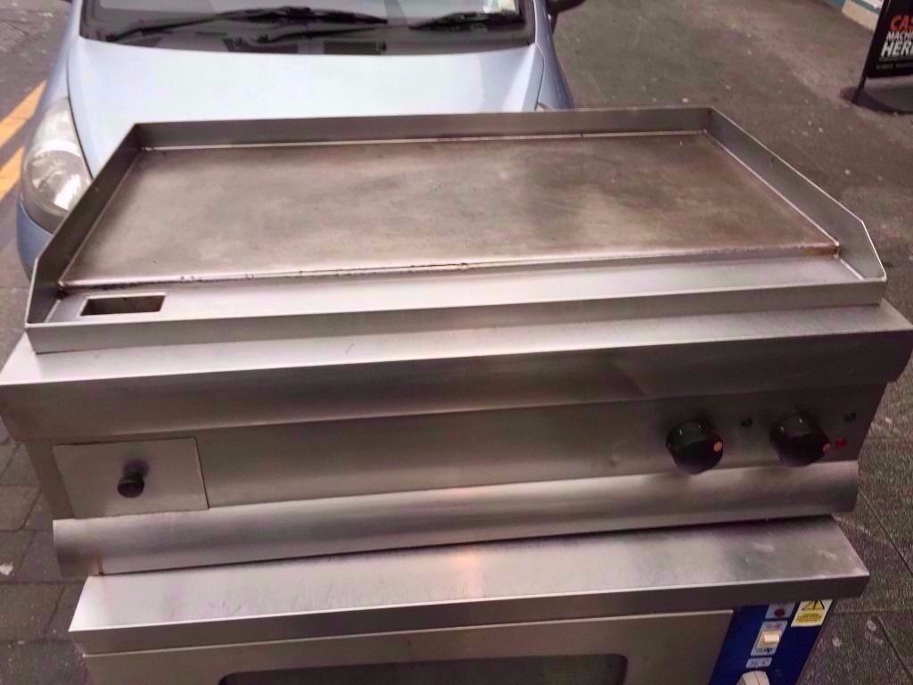 Restaurant Kitchen Grill commercial flat catering electrical grill restaurant kitchen steak