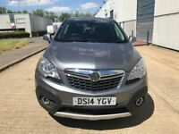 VAUXHALL MOKKA 1.7 CDTI WITH FULL SERVICE HISTORY AND FULL YEAR MOT £30 ROAD TAX PER YEAR
