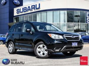 2016 Subaru Forester 2.5i at