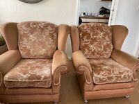 FREE 3 SET SOFA - FIRST COME FIRST SERVED