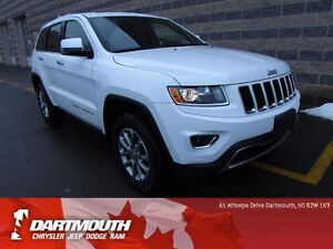 2016 Jeep Grand Cherokee LIMITED/LEATHER/4X4