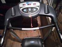 treadmill in great condition professional one its was working perfectly but its not turning on