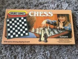 Chess - Board Game (Spears Games)