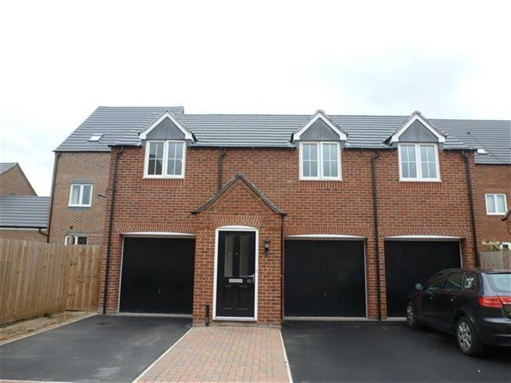 2 bedroom coach house stunning new build in marehay for Coach house garage cost