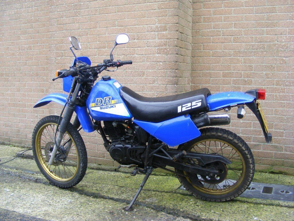 Suzuki Dr Z For Sale Uk