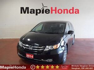 2014 Honda Odyssey Touring| Leather| Navigation| 8 Passengers| D