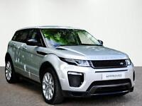 Land Rover Range Rover Evoque TD4 HSE DYNAMIC (silver) 2016-04-29