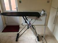 Laurastar s4e iron and ironing board system