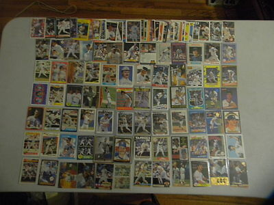 Huge 200  Different Don Mattingly Baseball Card Lot Tons Of Inserts Promo Sps