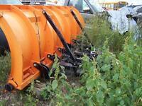 henderson 11 ft truck plow blade