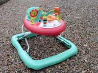 Babywalker, excellent condition, hardly used