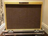 Fender Hand Wired Eric Clapton EC Twinolux Amp