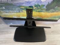 """Sanus TV stand for use with Sonos playbase. Up to 65"""" TV"""