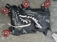 Supreme Turbo 33 skates size 9.5 uk